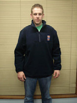 Half Zip Fleece